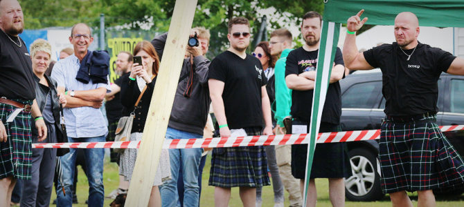 Highland Games Bremen - Fotos 2017