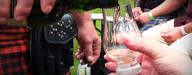 Highland Games Bremen - Scotch-Club Bremen e.V., Whisky-Tasting