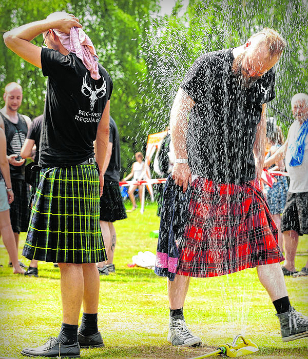 Highland Games Bremen Hot