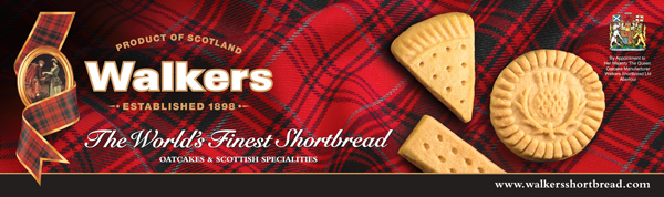Walkers Shortbread - Product of Scotland